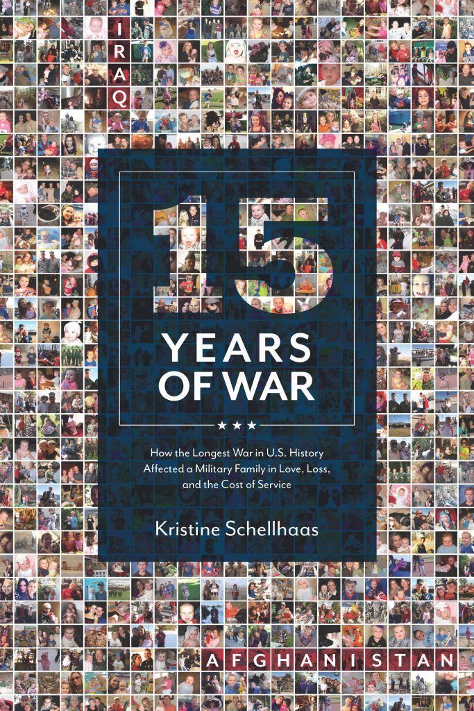 Book review of 15 Years of War, by Kristine Schellhaas