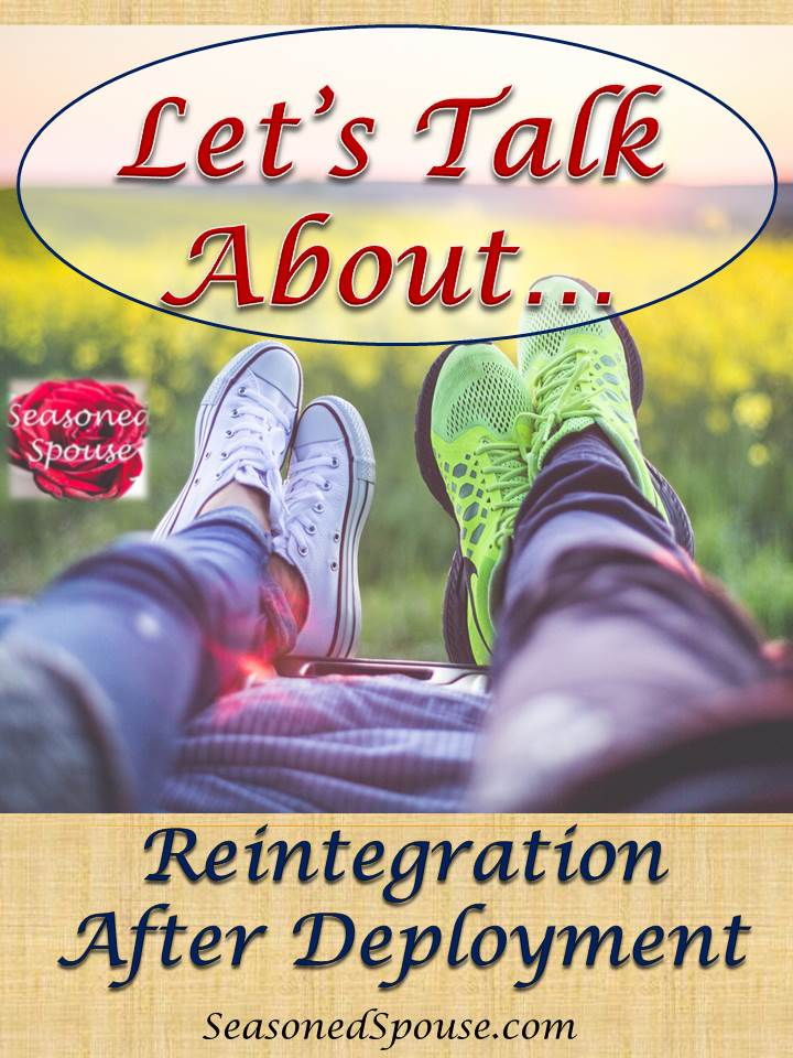 Reintegration after Deployment can challenge military couples. How can you prepare and handle the stress? Find out here!
