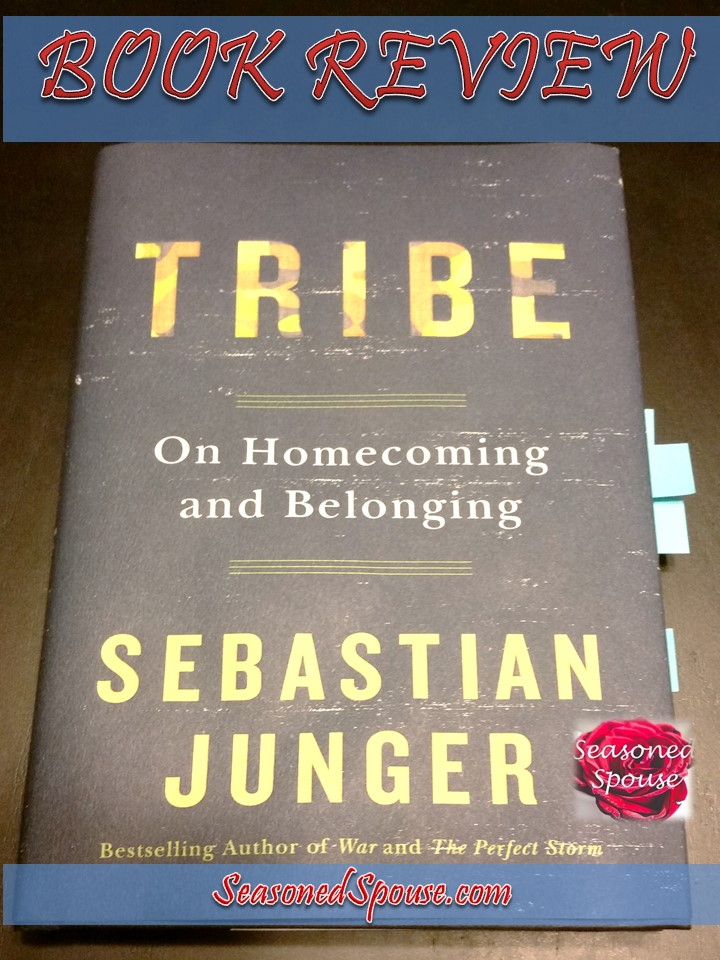 Rethink what you know about Homecomings, Veterans, PTSD, and Suicide. Read this Tribe Book Review.