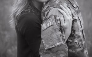 The Modern Military Spouse book is written for every new military spouse!